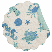 Cayman Round Placemats - Set of 6