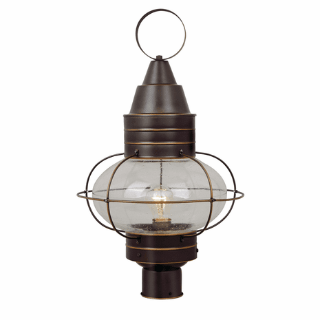 Chatham Bronze Outdoor Post Light