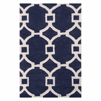 City Regency Deep Navy Rug Collection