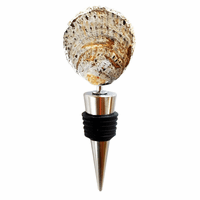 Clamshell Wine Stopper
