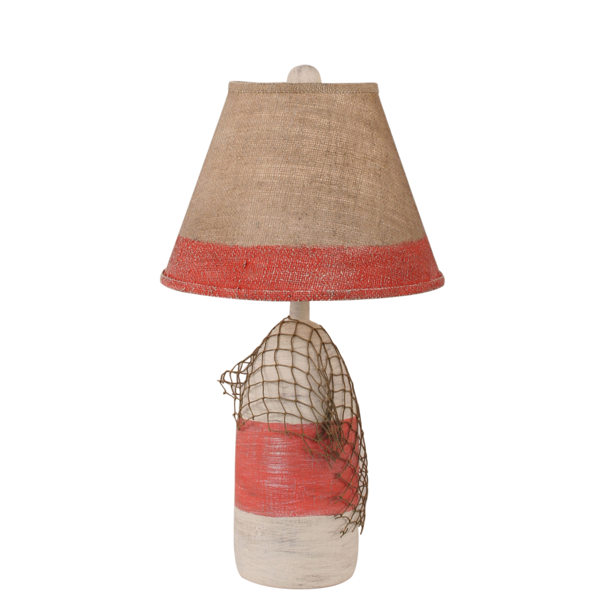 Beach Table Lamps Clic Red Small