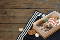 Clean and Prepare Seashells for Use in Creative Projects