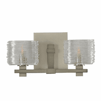 Clearwater 2 Light Vanity Lamp