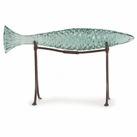 Clearwater Fish Table Statuary - Large