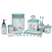 Coastal Escape Bath Accessories