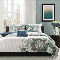 Coastal Flowers Bedding Collection