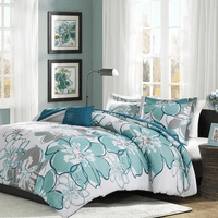 Coastal Flowers Comforter Set - Twin/Twin XL