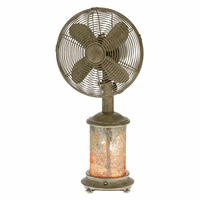 Coastal Glow Fan - OVERSTOCK
