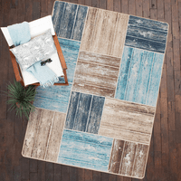Coastal Pier Rug Collection