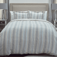 Coastal Stripe Comforter - Queen