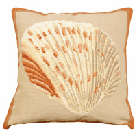 Cockle Shell Pillow