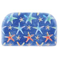 Colorful Starfish Memory Foam Mats