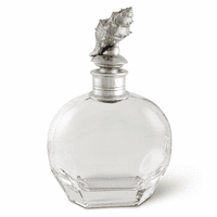 Conch Shell Liquor Decanter - Wide