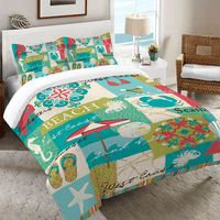 Coos Bay Duvet Cover - Twin