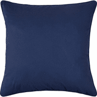 Coral Bay Navy Euro Sham - OUT OF STOCK