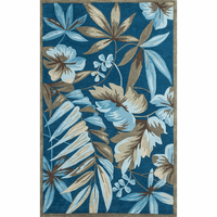 Coral Ocean Tropica Rug Collection