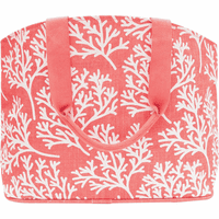 Coral Pink Tote Bag - OUT OF STOCK