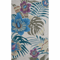 Coral Sand Palm Rug Collection