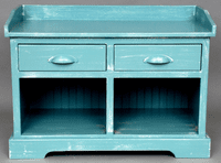 Cottage Storage Bench - OUT OF STOCK