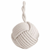 Cotton Monkey Fist Doorstop