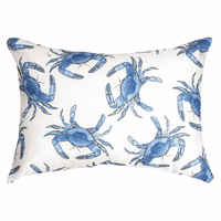 Crab Dance Pillow