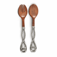 Crab & Rope Salad Server Set