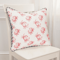 Crab Walk Pillow