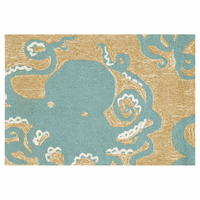 Dancing Octopus Rug Collection