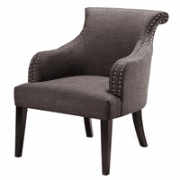 Daphne Accent Chair - Menswear