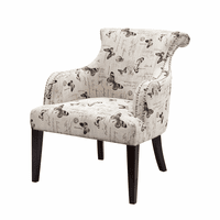 Daphne Accent Chair - Monarch