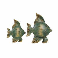 Daphnella Finished Fish - Set of 2