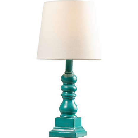 Davenport Blue Table Lamp
