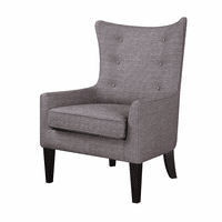 Davenport Wing Chair - Menswear