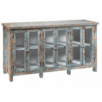 Dawson Creek 6 Door Sideboard