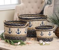 Decorative Bowls & Baskets