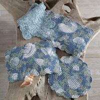 Deep Blue Sea Table Linens