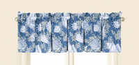 Deep Blue Sea Valance