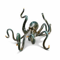 Deep Sea Delight Octopus Statuette