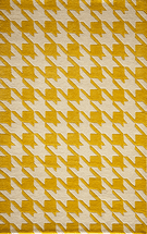 Delhi Houndstooth Yellow Rug Collection