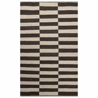 Demi Charcoal Rug Collection