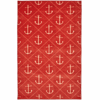 Diamond Anchors Rug Collection