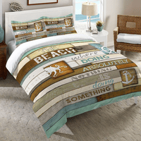 Doing Something Comforter - Twin - OVERSTOCK