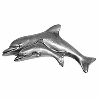 Dolphin Cabinet Pull