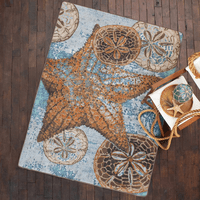 Dominican Reef Mineral Rug Collection