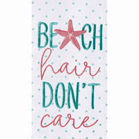 Don't Care Flour Sack Towels - Set of 6
