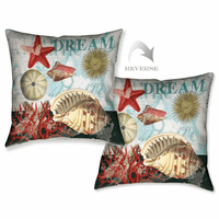 Nautique Dream Indoor Decorative Pillow