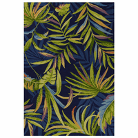 Dreamland Blue Indoor/Outdoor Rug Collection