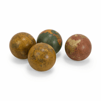 Earth Spheres - Set of 4
