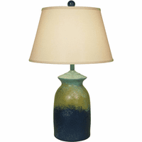 Eastern Seascape Table Lamp