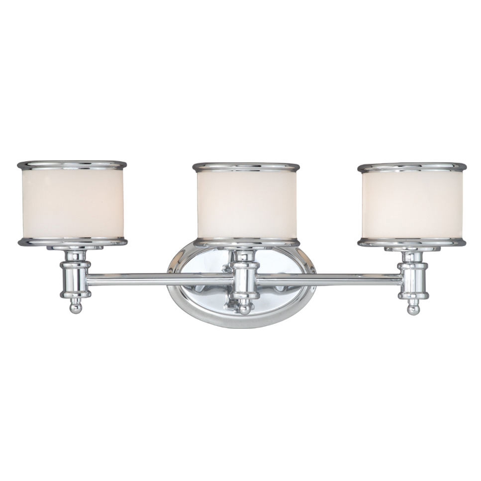 Kitchen Lighting Edmonton: Edmonton 3 Light Vanity Lamp